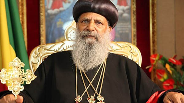 O Patriarca Etíope Abuna Matthias I / Foto: Rádio Vaticano