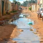 No Brasil, apenas 39% do esgoto é tratado / Foto: Agência Brasil