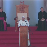 Em Morelia, Papa ressalta o valor da oração a Deus