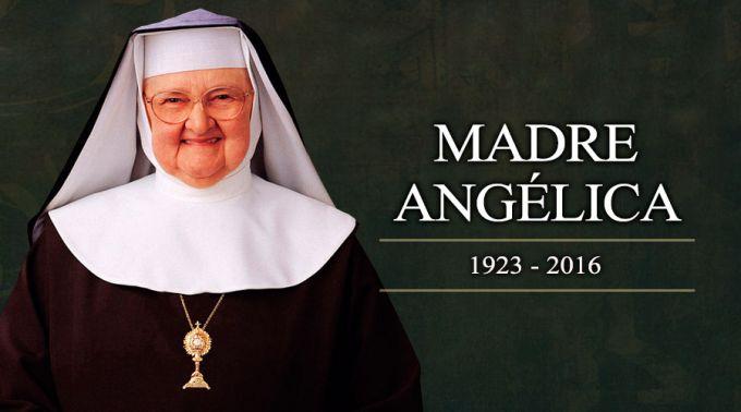 Madre Angélica / Foto: ACI Digital