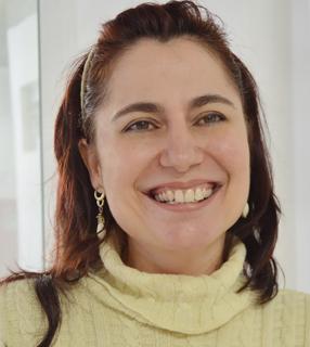 Professora Arlene / Foto: Arquivo Pessoal