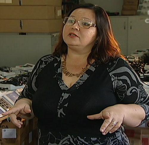Dora Soares, cientista política / Foto: Arquivo CN