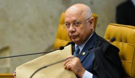 Ministro Teori Zavascki suspendeu a divulgação das interceptações envolvendo a Presidência da República / Foto: Antonio Cruz - Agência Brasil