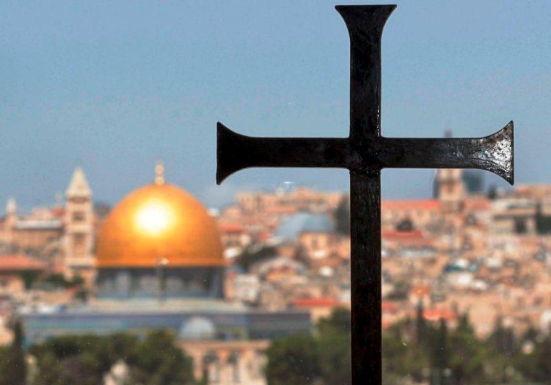 ISRAEL POPE VISIT