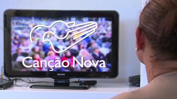 Sinal Analógico da TV Canção Nova foi alterado na Parabólica./ Foto: Canção Nova
