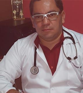 Dr. Marcos Roberto Alves Moreira - Cardiologista / Foto: Arquivo Pessoal