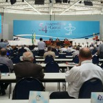 54ª Assembleia Geral da CNBB terminou nesta sexta-feira, 15, em Aparecida / Foto: Jéssica Marçal