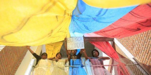 equatorianos brasil