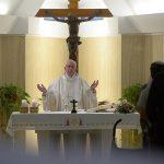 Papa Francisco ressaltou a importância de se recordar a História de Salvação Pessoal na Missa desta quinta-feira, 21.