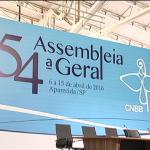 54ª Assembleia dos Bispos abordará questões políticas do país