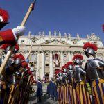 Coronavírus: adiado juramento da Guarda Suíça Pontifícia