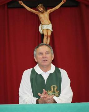 Padre Wladyslaw Milak, Congregação dos Rogacionistas do Coração de Jesus / Foto: arquivo pessoal