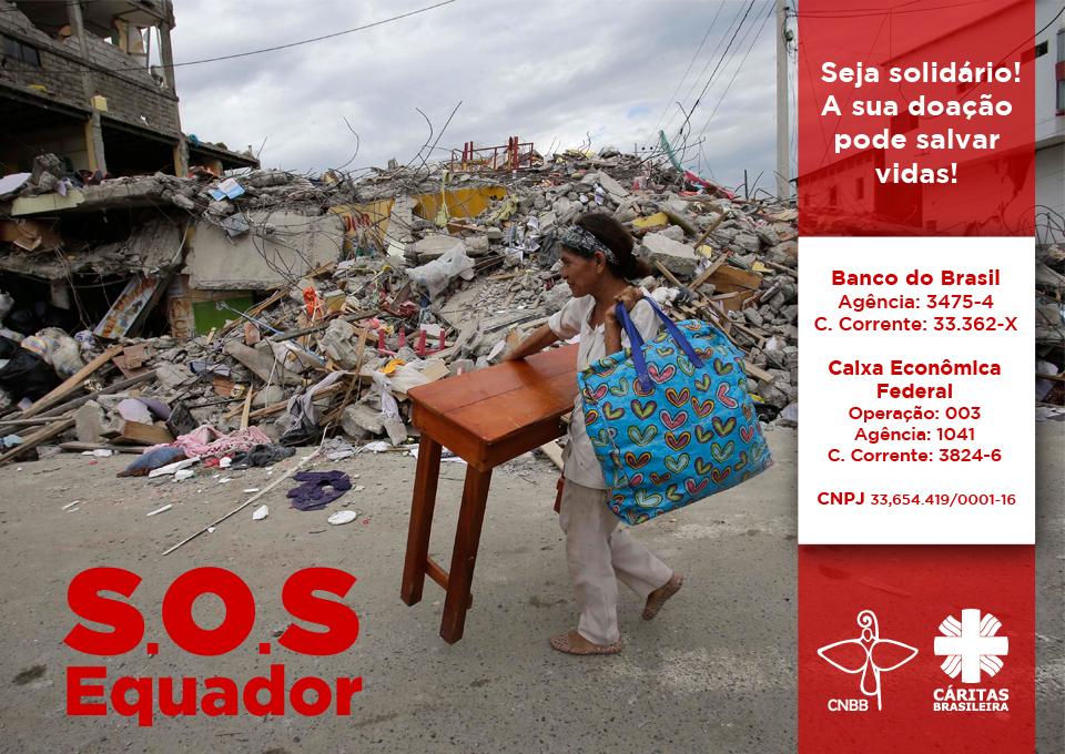 caritas sos equador
