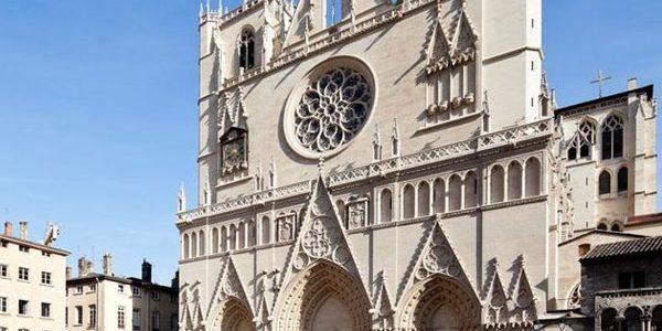 Catedral Saint-Jean-Baptiste de Lyon / Foto: Lyon France