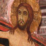 Cruz de São Damião volta