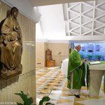homilia papa_oração