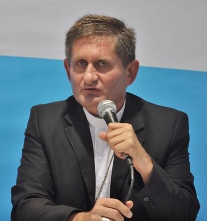 Dom Vilson Basso, atual presidente da Comissão da Juventude da CNBB / Foto: CNBB