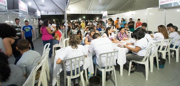 No Espaço Vida haverá coleta de alimentos não perecíveis, doação de sangue e cadastro de medula óssea, além de palestras sobre o uso de drogas / Foto: Comunidade Shalom