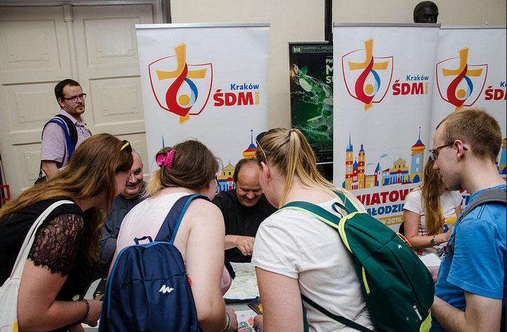JMJ lança módulo Last Minute para inscrições de última hora / Foto: Paulina Krzyżak 29 - Krakow2016