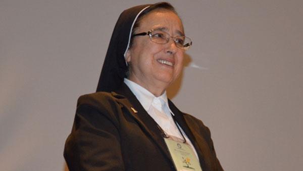 Irmã Maria Inês está a frente da CRB Nacional desde 2013 e segue no mandato até 2019 / Foto: CRB Nacional
