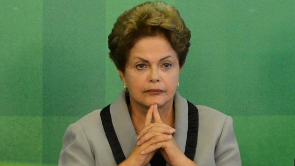 A presidente afastada Dilma Rousseff vira ré no processo de impeachment / Foto: Reprodução-Agência Brasil