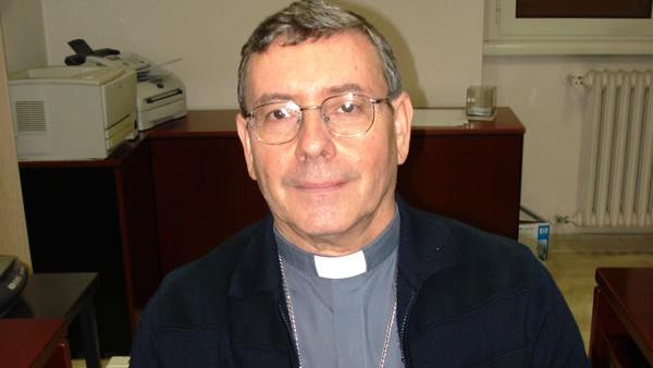 Dom Jesus María Cizaurre Berdonces, novo bispo de Bragabça do Pará / Foto: Divulgação