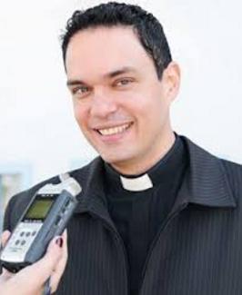 Padre Adriano Zandoná representará a TV Canção Nova na premiação / Foto: Canção Nova