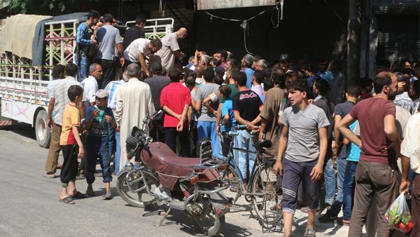 População na Síria sofre com falta de alimentos e assistência humanitária / Foto: Reuters