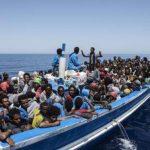 Itália resgata número recorde de imigrantes em um dia