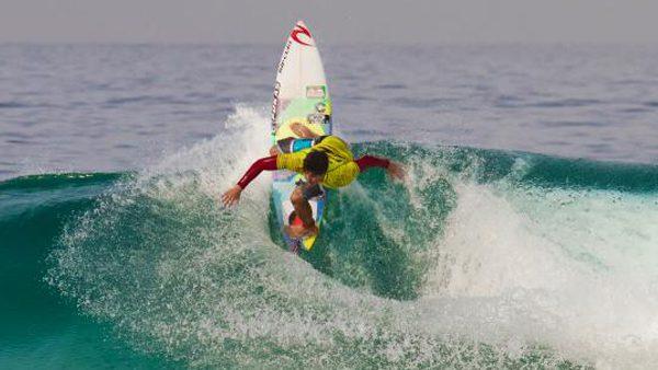 Surfe é um dos esportes que entrará para as Olimpíadas de Tóquio. Na foto, o surfista brasileiro Gabriel Medina. Foto: Agência Brasil