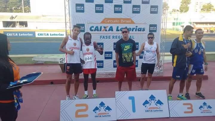Gabriel conquista segundo lugar nos 60º Jogos Regionais de Caraguá / Foto: Arquivo pessoal