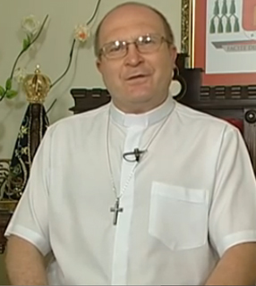Dom José Antônio Peruzzo, presidente da Comissão Bíblico-Catequética da CNBB./ Foto: site oficial