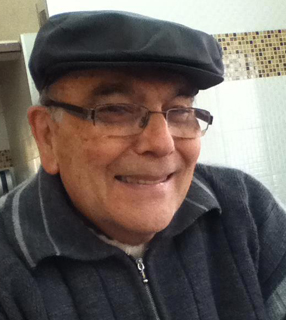 O aposentado teve trombose após uma cirurgia há 3 anos./ Foto: Arquivo pessoal.