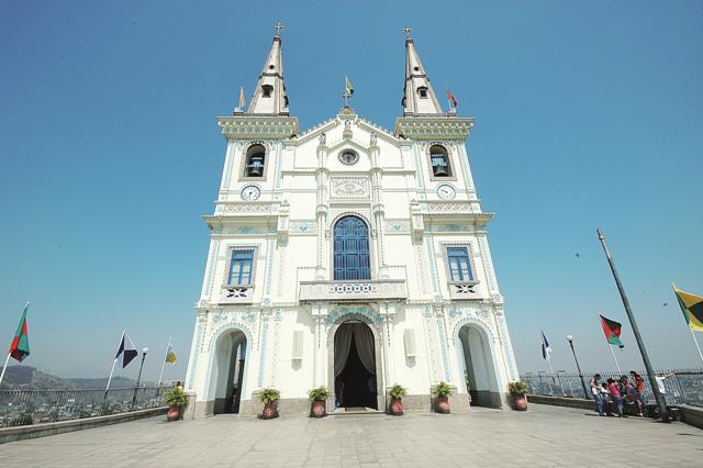 basilica penha rio