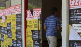 Federação Nacional de Bancos não apresentaram nova proposta em rodada de negociação com bancários / Foto: Elza Fiúza - Agência Brasil