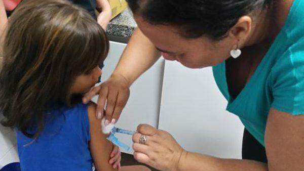 Campanha começa hoje para atualização da caderneta de vacinação./ Foto: Agência Brasil