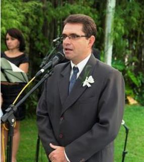 Valter Castro é tesoureiro do Conselho Nacional do Brasil da SSVP./ Foto: Site oficial.