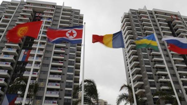 Vista da área residencial da Vila Olímpica dos Jogos Rio 2016, onde estão hospedados os atletas / Foto: Fernando Frazão-Agência Brasil