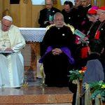 Aos religiosos, Papa fala de