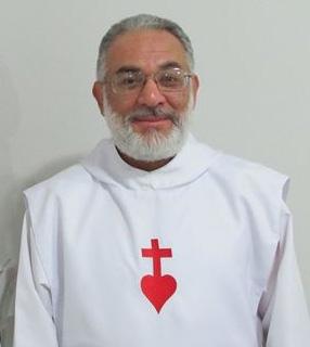 Padre Inácio José do Vale, sociólogo em ciência da religião e professor de História da Igreja./ Foto: Arquivo Pessoal.