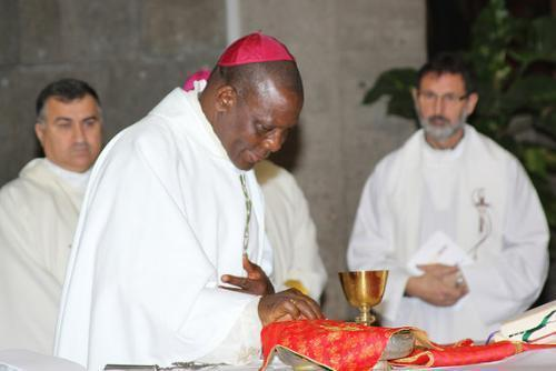 Bispo de Maiduguri, Dom Oliver Doeme / Foto: Gaudium Press