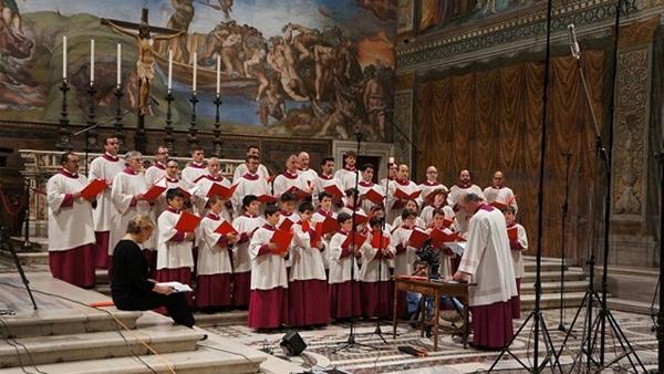 Coro da Capela Sistina / Foto: Rádio Vaticano