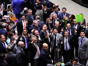 Câmara aprova PEC dos gastos públicos em primeiro turno / Foto: Câmara dos Deputados