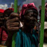 Haitianos enfrentam o desafio da fome, sede, doenças e reconstrução das casas / Foto: Logan Abassi UN/MINUSTAH