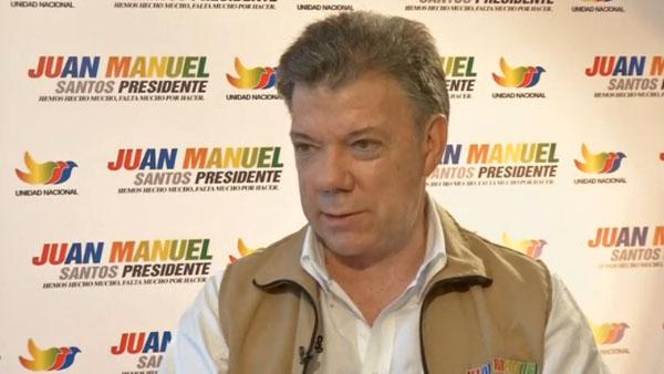 Presidente da Colômbia foi o vencedor do prêmio Nobel da Paz 2016 / Foto: Reprodução Reuters