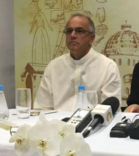 Padre João Batista de Almeida / Foto: Jéssica Marçal