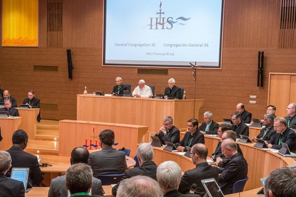 Papa Francisco fala a jesuítas de todo o mundo / Foto: Companhia de Jesus