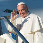 Papa inicia viagem à Suécia nos 500 anos da Reforma Protestante