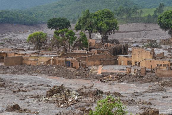 MP encontrou provas de que em quatro ocasiões chegou a suspender as operações da barragem de Fundão / Foto: Antonio Cruz - Agência Brasil
