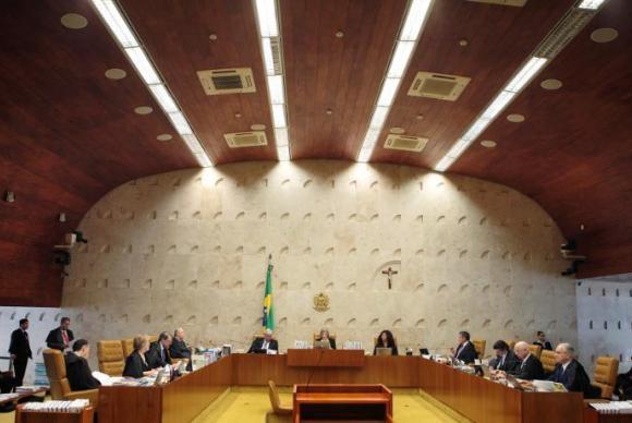 Por 7 votos a 4, os ministros consideraram a desaposentação inconstitucional./ Foto: STF.